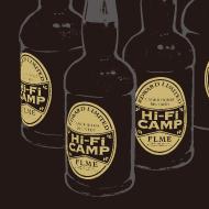 「Hi-Fi CAMP」ツアーTシャツ
