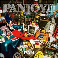 「PAN」アルバム「PANJOY!!!」CDジャケットデザイン
