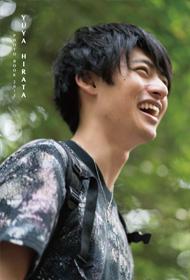 サンミュージック「平田雄也」(ウルトラマンR/B主演)フォトブックデザイン