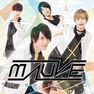 男性ダンス&ヴォーカルグループ 「MAUVE」アルバム「Missing You」CDジャケットデザイン