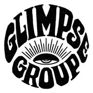 『Glimpse Group』バンドロゴデザイン