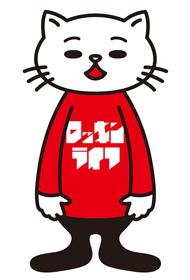 音楽ブログメディア「ロッキン・ライフ」キャラクターデザイン