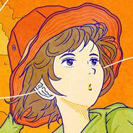 「PAN」 三ヶ月連続配信曲「夏の風」ジャケットデザイン